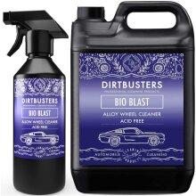 Dirtbusters Bio blast alloy wheel cleaner 5.5 litres non acidic