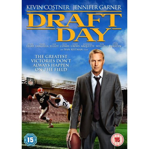 Draft Day DVD [2015] - Used