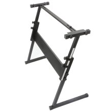 Glarry Z-Shape Adjustable Electric Piano Rack Stand