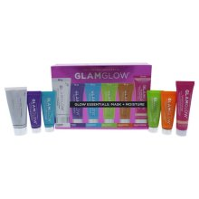 GlamGlow I0094179 Glow Essentials Mask Plus Moisture Set for Women - 6 Piece