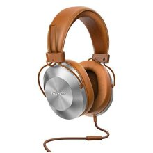Pioneer SE-MS5T(T) Over-Ear Headphones (High-Res Audio Playback, Handsfree, Comfortable, High Sound Quality, for Smartphone, Tablet, Hifi System, Alum