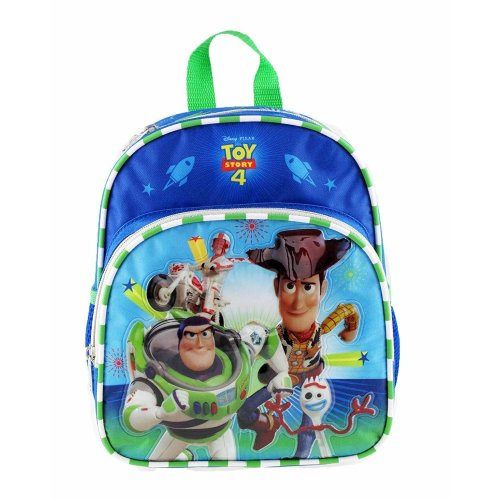 """Mini Backpack - Disney Toy Story 4 - Toy Action 10"""" New 003081"""