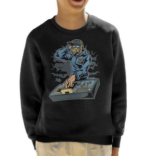 Party Starter DJ Kid's Sweatshirt