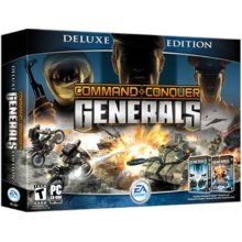 Command & Conquer: Generals Deluxe - C&C Generals & Zero Hour Expansion Pack