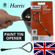 Harris Paint Tin Can Opener Heavy Duty Metal Beer Bottle Camping Equipment Tool