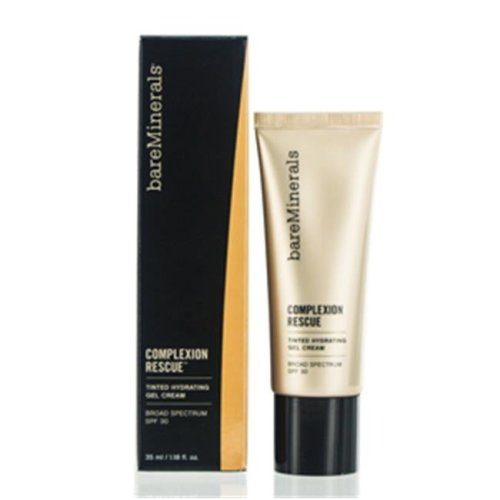 Bareminerals BARECRCRG4 1.18 oz Complexion Rescue Tinted Hydrating Cream Gel for 7 Tan