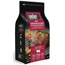 Weber Beef Smoking Blend Wood Chips Barbecue Fuel 700g