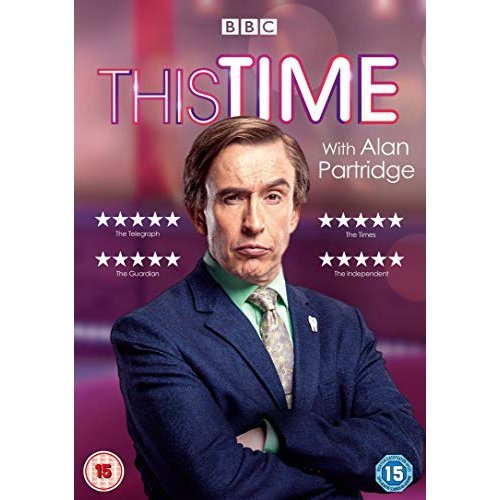 This Time With Alan Partridge DVD [2019]