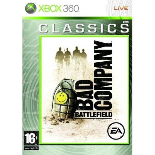 Battlefield Bad Company Classic Edition Xbox 360 Game