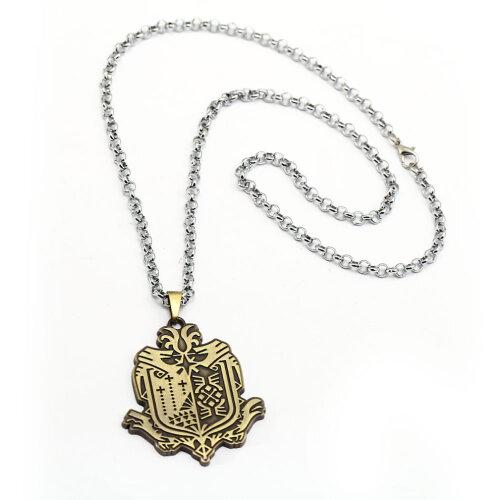 Monster Hunter Necklace Pendant