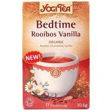 Yogi Tea | Bedtime Rooibos Vanilla - Og | 6 x 17 Bags