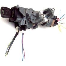 Mazda RX-8 Ignition Lock Barrel & Key GJ6A66938A VP2ALF-15607-AC - Used