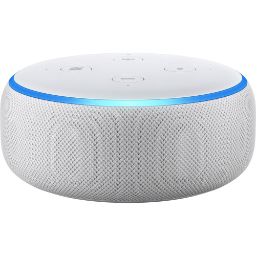 Amazon Echo Dot (3rd Generation, Sandstone)