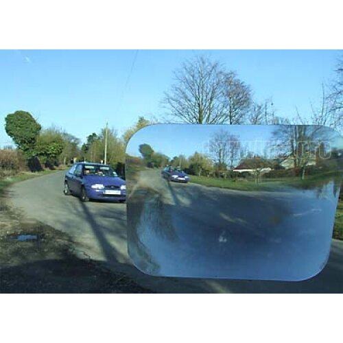 Self Adhesive Wide Angle View Parking And Reversing Lens