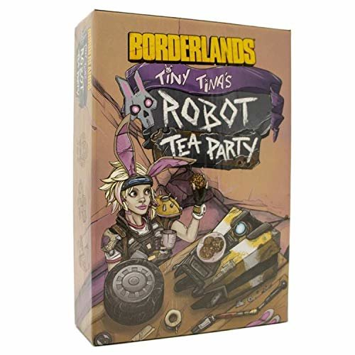 Borderlands: Tiny Tina's Robot Tea Party