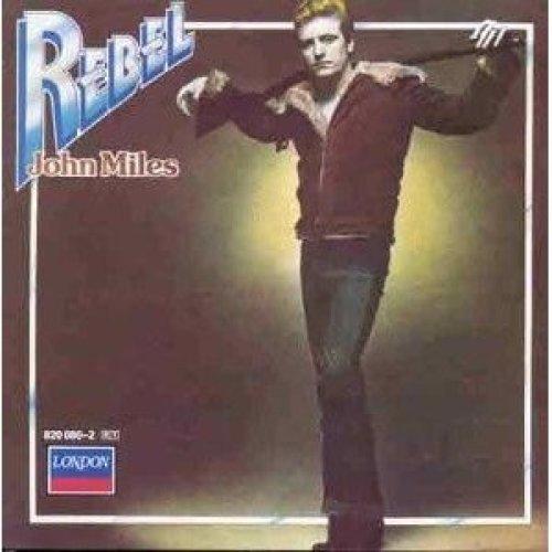 John Miles - Rebel [CD]