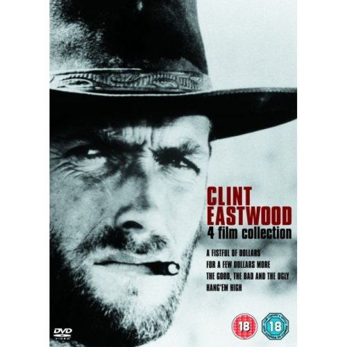 A Fistful Of Dollars / For A Few Dollars More / The Good, The Bad And The Ugly / Hang'Em High DVD [2008]