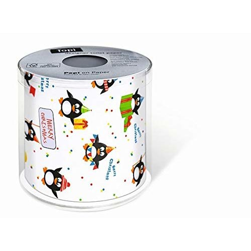 Topi Novelty We Have Fun Toilet Roll - 3 Ply - 200 Sheets