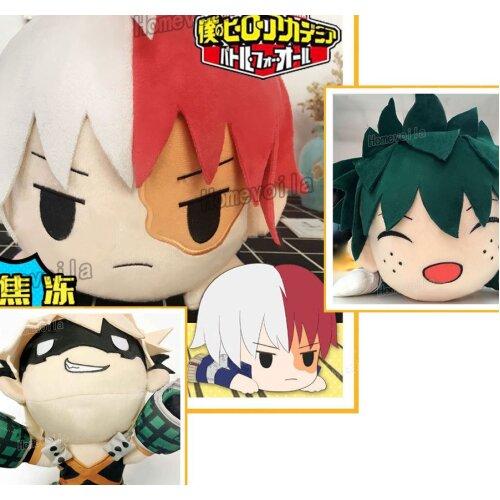 Boku No My Hero Academia Plush Toy Stuffed Doll