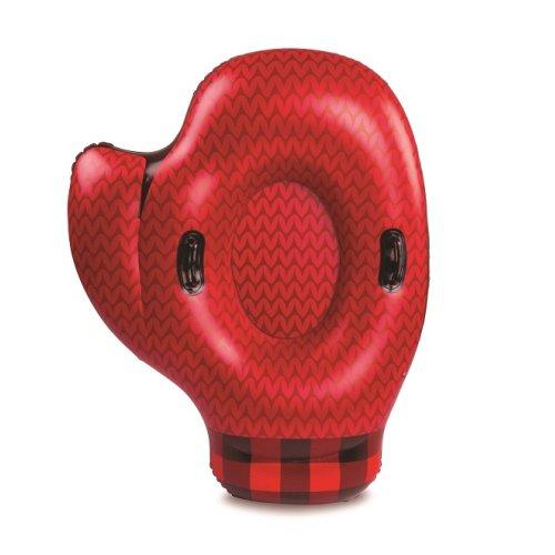 Waterslide Bob sleigh glove slide inflatable 100cm Size