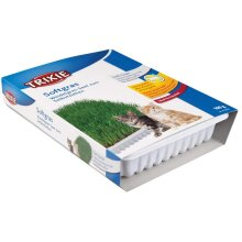 Grass Tray for Cats 100 grams