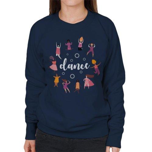 Girl Power Dance Women's Sweatshirt