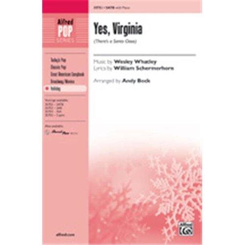 Alfred 00-35756 YES VIRGINIA-STRX CD