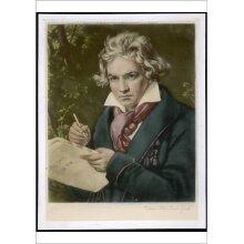 Beethoven/Jk Stieler (Poster Print)