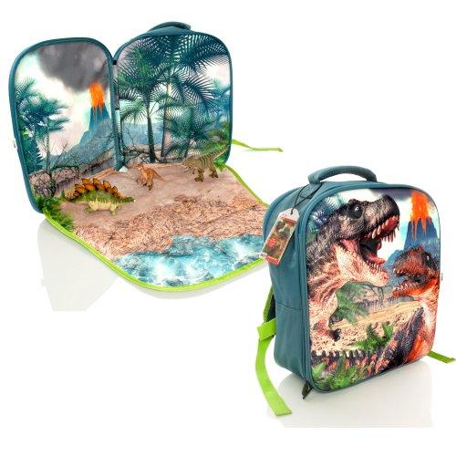 Mojo Dinosaur Play Scene Backpack