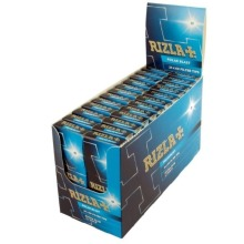 Pack of 24 Boxes Rizla Plus Polar Blast Extra Slim Filter Tips