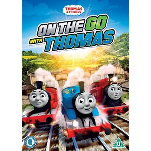 Thomas & Friends - On The Go With Thomas DVD [2018]