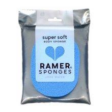 Ramer Super Soft Small Body Sponge Light Blue