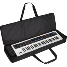 Kabalo Black Protective 61-Key Electric Keyboard Padded Carry Bag