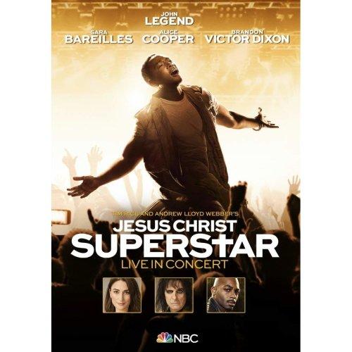 Jesus Christ Superstar - Live In Concert (DVD) [DVD]
