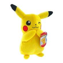 """Pokemon 8"""" Plush Toy - Pikachu"""