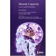 Mental Capacity Law and Practice - Paperback - Very Good Condition - Used