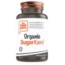 Organic SugarKare Supplements, No Added Sugar, Gluten-free, NON-GMO