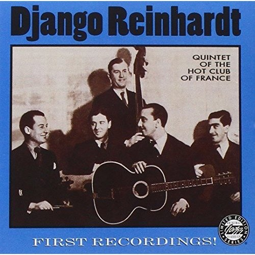 Django Reinhardt - First Recordings [CD]