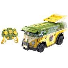 Nikko Radio-controlled Toy Van Ninja Turtles RC Party 71000