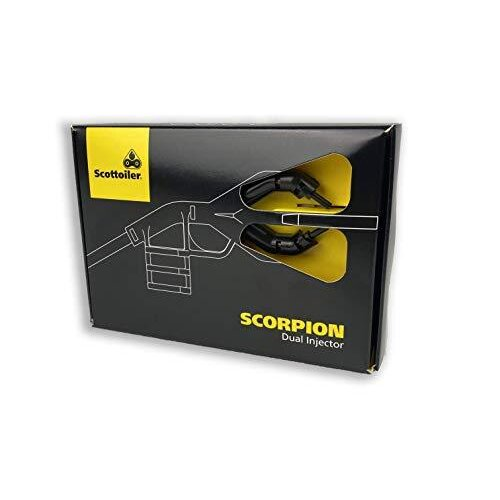 Scottoiler SO-5000 Dual Sided Chain Oiler, Motorbike Accessory