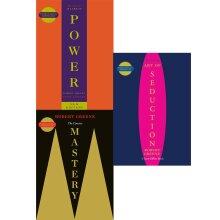 The Robert Greene Collection 3 Books Set