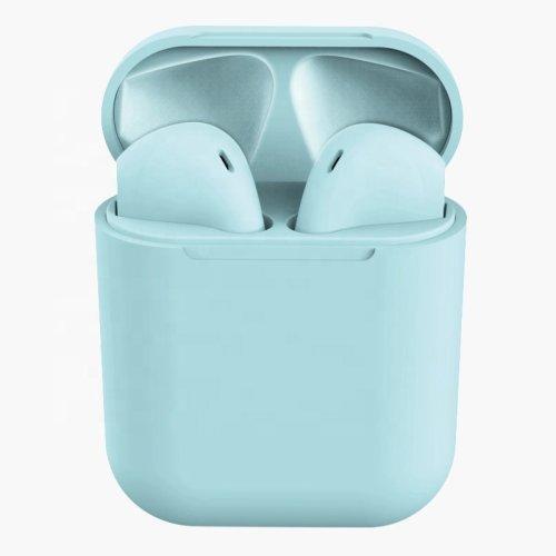 Bluetooth Inpods TWS i12 Blue