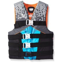 Stearns Womens Infinity Series Boating Vest, Large/XLarge, Blue
