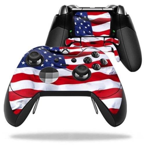 MightySkins MIELITECO-American Flag Skin Decal Wrap for DJI Mavic Pro Quadcopter Drone Cover - Purple Tree Camo