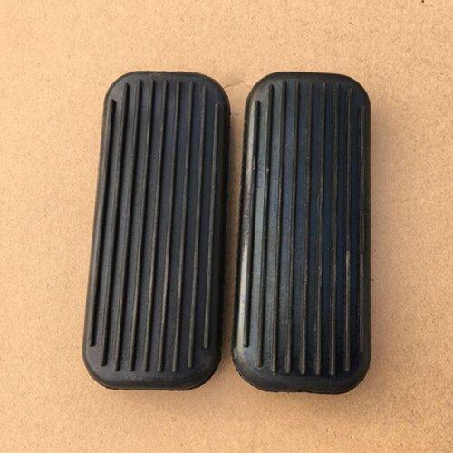 (SP002 120mm) Stirrup Pad Horse Rubber Soft