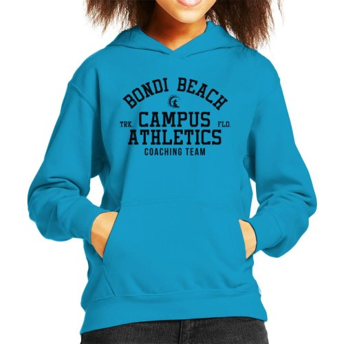 Bondi Beach Campus Athletics Kid's Hooded Sweatshirt