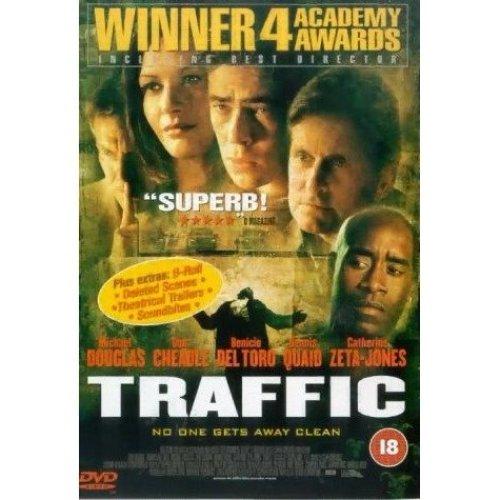 Traffic DVD [2001]