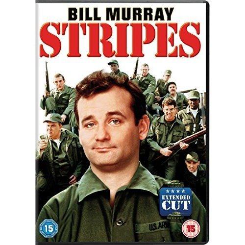 Stripes DVD [2014]