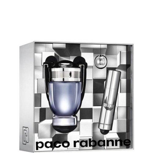 Paco Rabanne Invictus MAN Eau De Toilette  50ml Gift Set