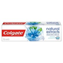 Colgate Natural Extracts Radiant White Toothpaste with Asian Seaweed Salt 75ml